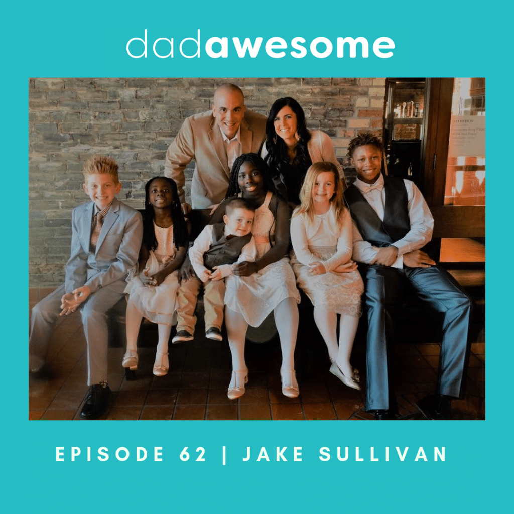 Jake Sullivan joins us for part 4 of Screens, Smartphones & Social Media. This conversation dives into his family journey of adopting three kids from Ghana, Africa and the beauty found in trusting God's goodness. We discuss the challenges in communication skills that our kids are facing along with the power of living life along side our children.