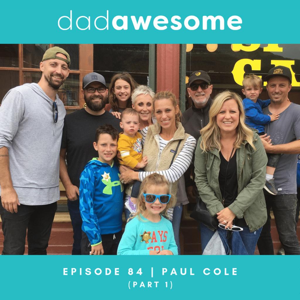Paul Cole dadawesome
