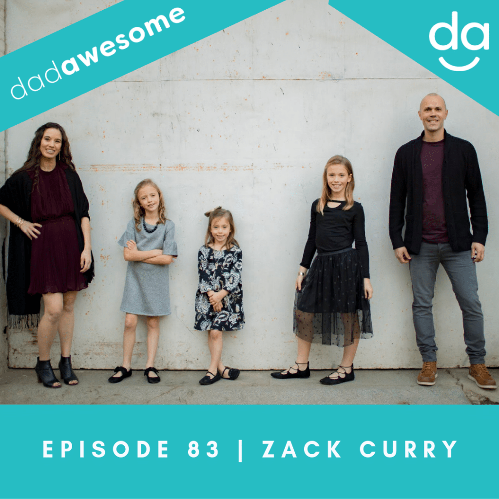 Zack Curry dadAWESOME